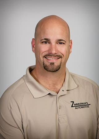 Zimmerman's Automotive | Eric Adams - Sales Manager
