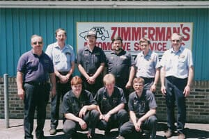 Zimmerman's Automotive | Our Team