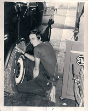 Zimmerman's Automotive in the past #2